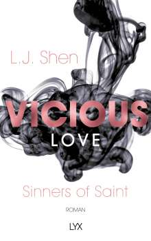 L. J. Shen: Vicious Love, Buch