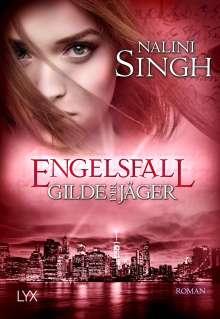 Nalini Singh: Gilde der Jäger - Engelsfall, Buch