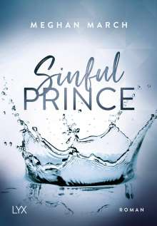 Meghan March: Sinful Prince, Buch
