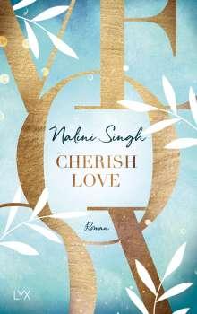 Nalini Singh: Cherish Love, Buch