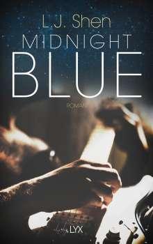 L. J. Shen: Midnight Blue, Buch