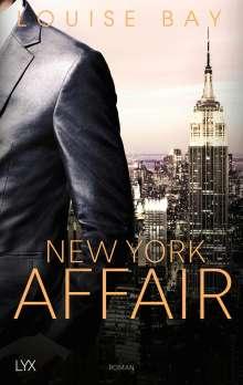 Louise Bay: New York Affair, Buch