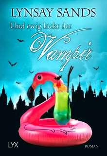 Lynsay Sands: Und ewig lockt der Vampir, Buch