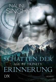 Nalini Singh: Age of Trinity - Schatten der Erinnerung, Buch