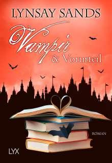 Lynsay Sands: Vampir & Vorurteil, Buch