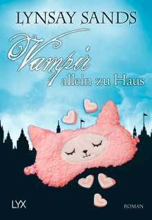 Lynsay Sands: Vampir allein zu Haus, Buch