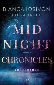 Bianca Iosivoni: Midnight Chronicles - Todeshauch, Buch