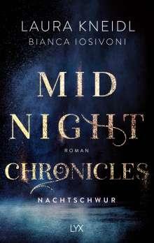 Bianca Iosivoni: Midnight Chronicles - Nachtschwur, Buch