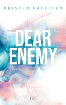 Kristen Callihan: Dear Enemy, Buch