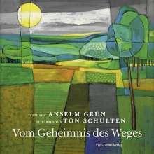 Anselm Grün: Vom Geheimnis des Weges, Buch
