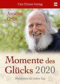 Anselm Grün: Momente des Glücks 2020, Diverse