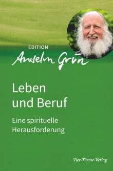 Anselm Grün: Leben und Beruf, Buch