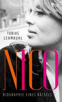 Tobias Lehmkuhl: Nico, Buch