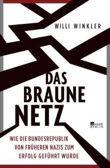 Willi Winkler: Das braune Netz, Buch
