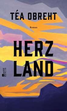 Téa Obreht: Herzland, Buch