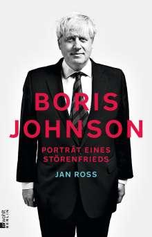 Jan Roß: Boris Johnson, Buch