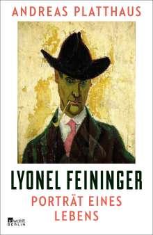 Andreas Platthaus: Lyonel Feininger, Buch