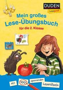 Christine Goppel: Duden Leseprofi - Mein großes Lese-Übungsbuch für die 2. Klasse, Buch