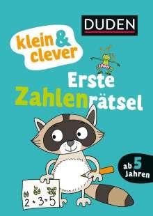 Andrea Weller-Essers: klein & clever: Erste Zahlenrätsel, Buch