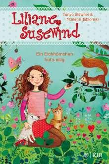 Tanya Stewner: Liliane Susewind - Ein Eichhörnchen hat's eilig, Buch