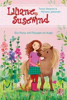 Tanya Stewner: Liliane Susewind - Ein Pony mit Flausen im Kopf, Buch