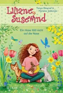 Tanya Stewner: Liliane Susewind - Ein Hase fällt nicht auf die Nase, Buch
