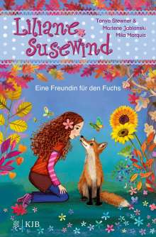 Marlene Jablonski: Liliane Susewind - Eine Freundin für den Fuchs, Buch