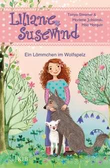 Tanya Stewner: Liliane Susewind - Ein Lämmchen im Wolfspelz, Buch