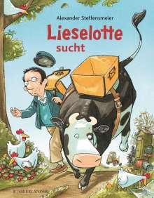 Alexander Steffensmeier: Lieselotte sucht, Buch
