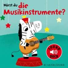 Hörst du die Musikinstrumente?, Buch