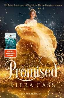 Kiera Cass: Promised, Buch
