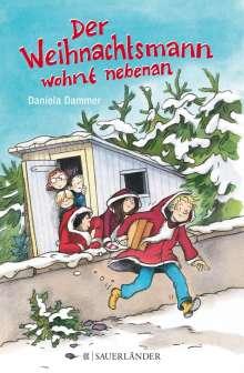 Daniela Dammer: Der Weihnachtsmann wohnt nebenan, Buch