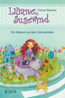 Tanya Stewner: Liliane Susewind - Ein Nilpferd auf dem Zebrastreifen, Buch