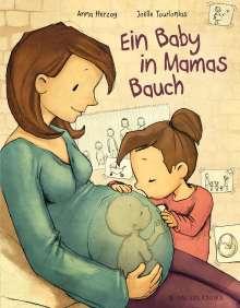 Anna Herzog: Ein Baby in Mamas Bauch, Buch