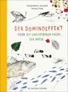 Gianumberto Accinelli: Der Dominoeffekt oder Die unsichtbaren Fäden der Natur, Buch