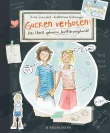 Ilona Einwohlt: Gucken verboten! Das (fast) geheime Aufklärungsbuch, Buch