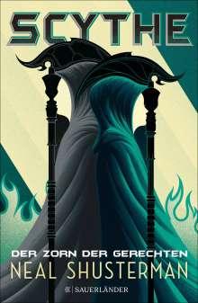 Neal Shusterman: Scythe 2 - Der Zorn der Gerechten, Buch
