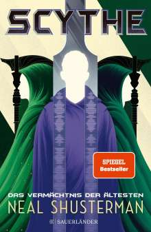 Neal Shusterman: Scythe 3 - Das Vermächtnis der Ältesten, Buch