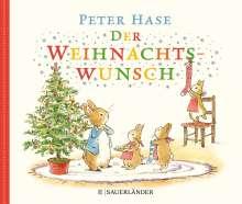 Beatrix Potter: Peter Hase Der Weihnachtswunsch, Buch