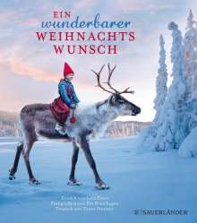 Lori Evert: Ein wunderbarer Weihnachtswunsch. Miniausgabe, Buch