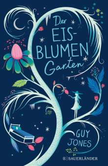 Guy Jones: Der Eisblumengarten, Buch