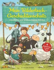 Alexander Steffensmeier: Mein Bilderbuchgeschichtenschatz, Buch