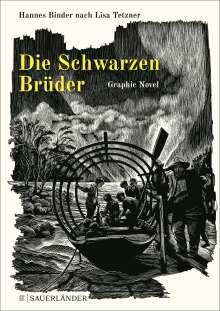Lisa Tetzner: Die Schwarzen Brüder, Buch