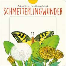 Hans-Christian Schmidt: Schmetterlingwunder, Buch