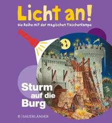 Sturm auf die Burg, Buch