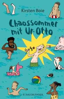 Kirsten Boie: Chaossommer mit Ur-Otto, Buch