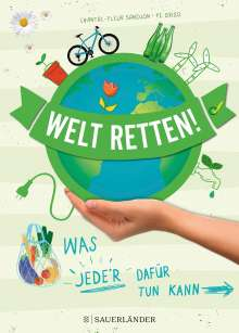 Chantal-Fleur Sandjon: Welt retten!, Buch