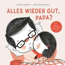 Nancy Loewen: Alles wieder gut, Papa?, Buch