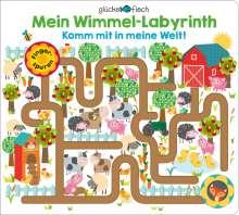 Glücksfisch: Mein Wimmel-Labyrinth: Komm mit in meine Welt!, Buch