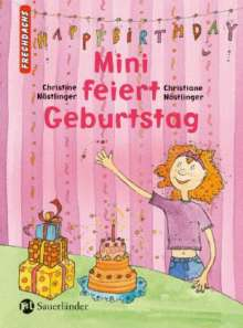 Christine Nöstlinger: Mini hat Geburtstag, Buch